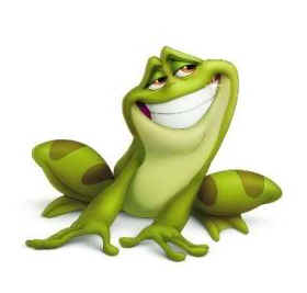 Smiley Frog by Novawuff on DeviantArt